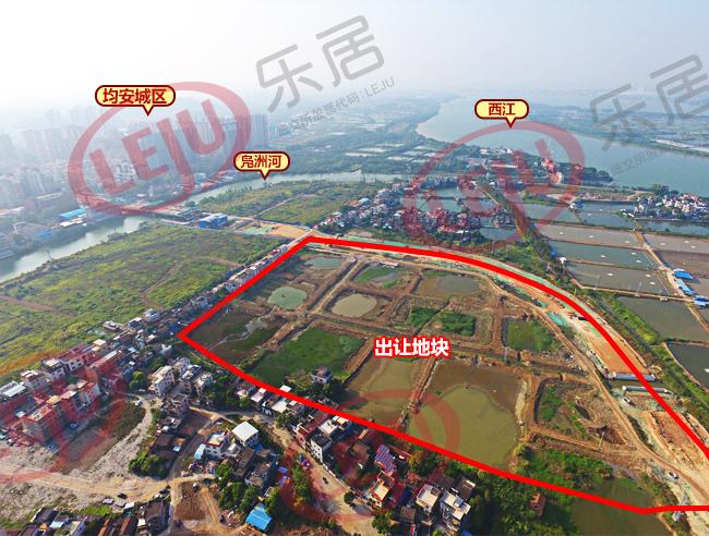均安镇_顺德均安6.9万㎡商住地又被撤销挂牌