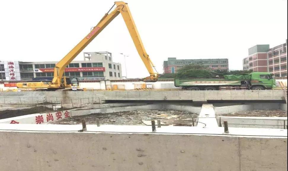 佛山楼市网 > 新闻详情 1月10日,南涌站主体结构施工也拉开帷幕.